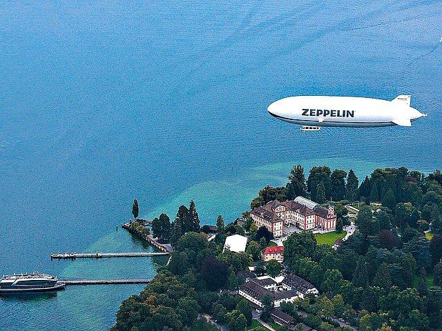 Ausflugsziele und Sehenswürdigkeiten am Bodensee