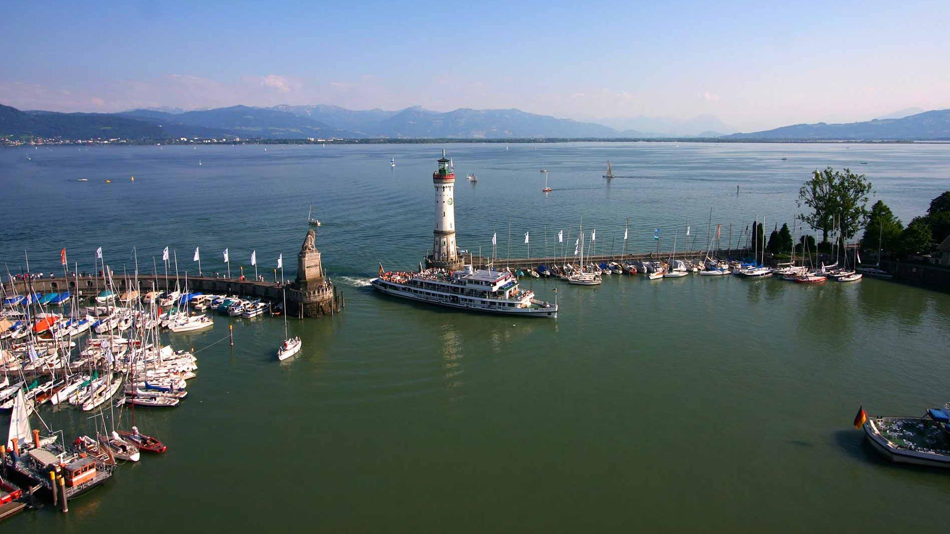 Ferien & Urlaub am Bodensee | bodenseeferien.de