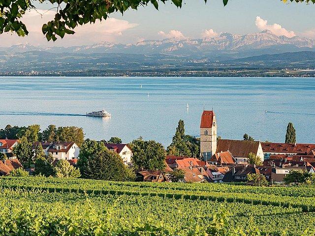 Hotels Am Bodensee Bodenseeferien De