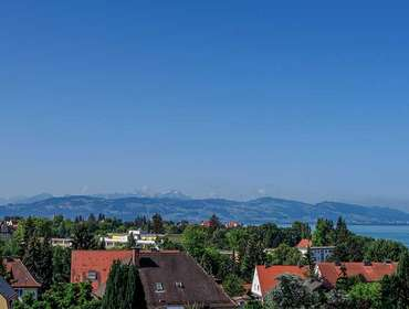 See- und Bergsicht das mietwerk - Bed and Breakfast Lindau am Bodensee