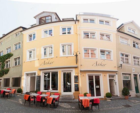 Hotel Anker In Lindau Am Bodensee Bodenseeferien De