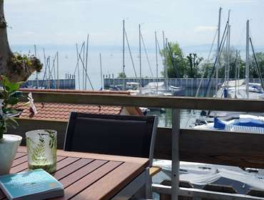 Apartment HH 6 Schloss Helmsdorf OHG Immenstaad am Bodensee