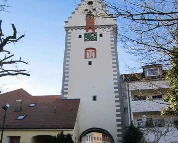 Wurzacher Torturm Bad Waldsee