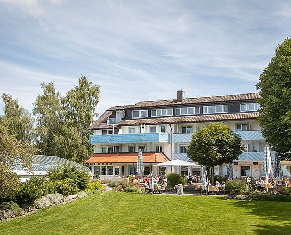 Hotel Restaurant Schwedi Langenargen