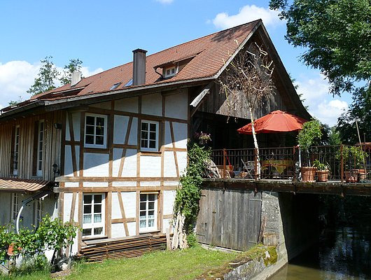 ALTE WASSERMÜHLE ( OLD WATER MILL) Salem