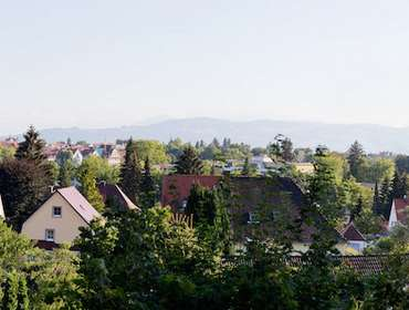 Panoramablick das mietwerk - Bed and Breakfast Lindau am Bodensee