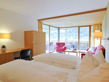 Suite Panorama DZ Gesundhotel Bad Reuthe Reuthe