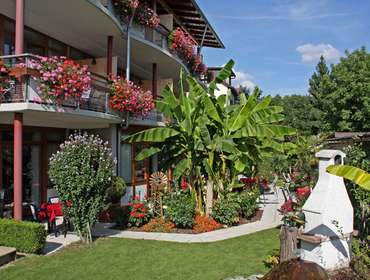 Garten Appartement Hotel Seerose Immenstaad am Bodensee